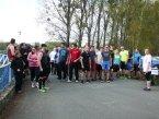 Odběháno! S projektem Okolo přehrady někteří účastníci zdolali 45 kilometrů
