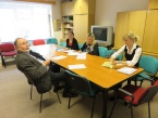 Doktorská kolokvia: Projekt míří do finále, mladí lingvisté v práci nepolevují
