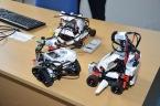 Roboti Přírodovědecké fakulty Ostravské univerzity se představují