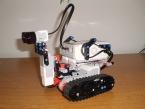 Robot Michala Jalůvky pro 2D mapování prostoru