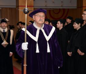 Promoce Pedagogické fakulty 2015
