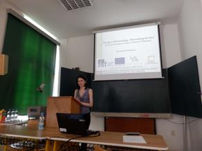 Studentská vědecká konference anglistů 2015