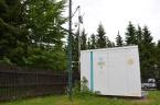 Stanice měřící čistotu ovzduší