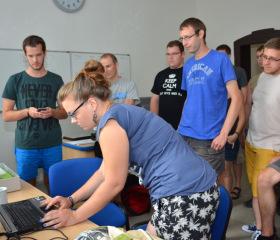 Mezinárodní letní škola aplikované informatiky