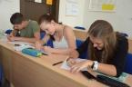 Letní přírodovědná škola 2015 na KMA