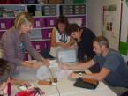 První klíčová aktivita projektu – vzdělávání pracovníků výzkumu a vývoje