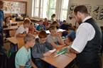 Čtvrtá klíčová aktivita projektu – spolupráce základních škol v oblasti výuky technologií