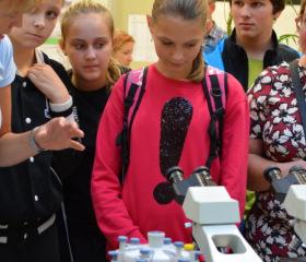 Ostravská Noc vědců 2015Copyright: Alžběta Sklářová