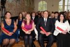 Promoce absolventů PřF OU - říjen 2015<br>Copyright: Kamila Kolowratová a Petr Grim