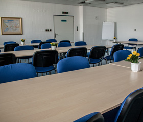 Nová konferenční místnost Ústavu patologie FNO