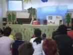 Divadelní představení ve Speciální základní škole Kpt. Vajdy
