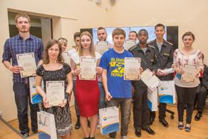Úspěch studentky rusistiky