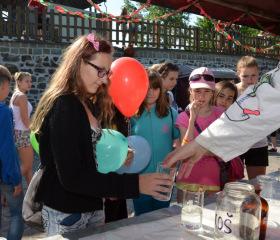 Chemie a další přírodní vědy na Slezskoostravském hradě 2016 (12/36)