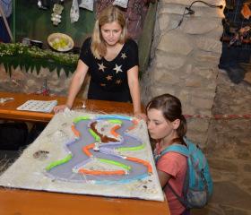 Chemie a další přírodní vědy na Slezskoostravském hradě 2016