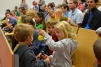 Fotogalerie z Ostravské Noci vědců 2015 - téma světlo
