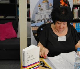 Paremiologická konference<br>Copyright: Ostravská univerzita, foto: Jelena Kupcevičová