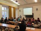 Podzimní workshopy pro střední školy na KGE