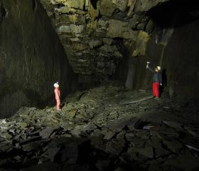 Podzemní vydobyté komory