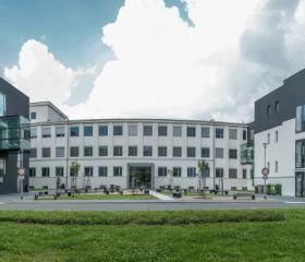 Moderní zázemí Lékařské fakulty Ostravské univerzity