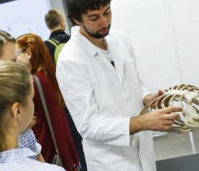 Ostravská Noc vědců 2016 na Lékařské fakultě OU