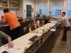 3. ročník spolupráce mezi katedrou fyziky Přírodovědecké fakulty Ostravské univerzity a ZŠ Vrbno pod Pradědem (3/7)