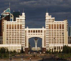 Kazachstán2014