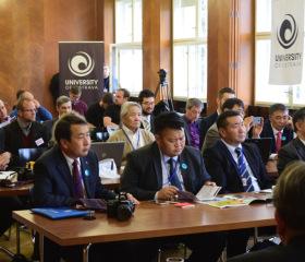 Vědecká konference Mongolská expanze a její vliv na vývoj v euroasijské oblasti ve13. a 14.století