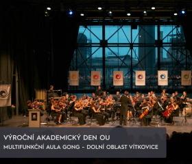 Akademický den Ostravské univerzity - Orchestr Fakulty umění