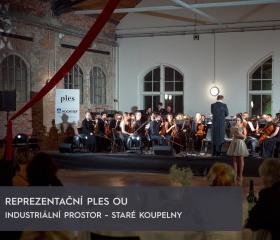 Reprezentační ples Ostravské univerzity - Orchestr Fakulty umění
