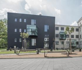 Moderní zázemí Lékařské fakulty v Ostravě Zábřehu
