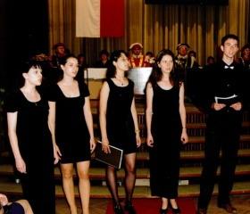 Promoce studentů Filozofické fakulty, Klub Alfa 1999