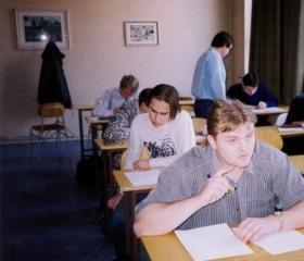 Přírodovědecký fakulta - Matematická soutěž Vojtěcha Jarníka 1998
