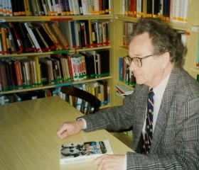 Křest knihy prof. Milana Myšky 1998