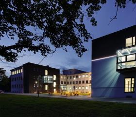 Lékařská fakulta - areál