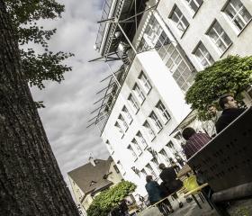 Moderní zázemí Přírodovědecké fakulty na Hladnově