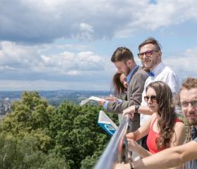 Studenti Ostravské univerzity