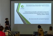 Ohlédnutí za mezinárodní konferencí katedry chemie PřF OU