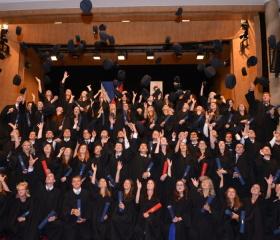Promoce absolventů LF OU