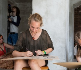 Workshop kresby perspektivy aneb na úhlu pohledu záleží