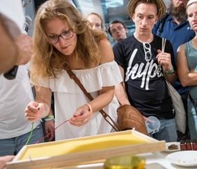 Workshop základů práce se včelínem aneb klíčovou dírkou do včelího obýváku