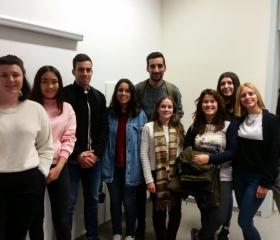 Výuka prof. Eratha na Fakultě sociálních studií OU