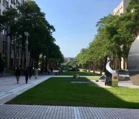 Kampus National Chiao Tung Univeristy v Hsinchu