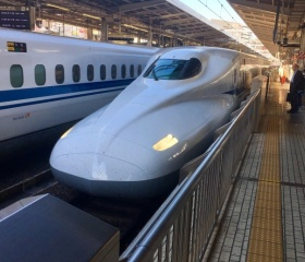 Šinkanzen Nagoja – Tokio