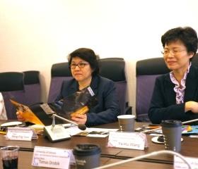 Jednání na National Taipei University of Education