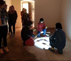 Exkurze katedry výtvarné výchovy do Prahy
