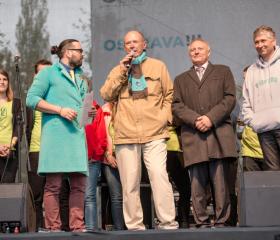 Ostravská univerzita na Majálesu Ostrava 2016