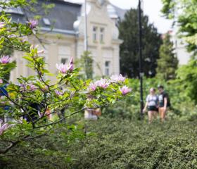 Ostravská univerzita na Majálesu Ostrava 2017