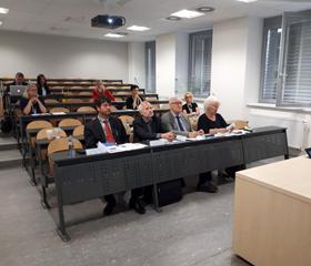 Komise sekce Postgraduální studium - doktorské