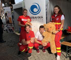 Rallye Rejvíz a Festival bezpečnosti 2018