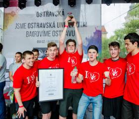 Jsme Ostravská! 2018